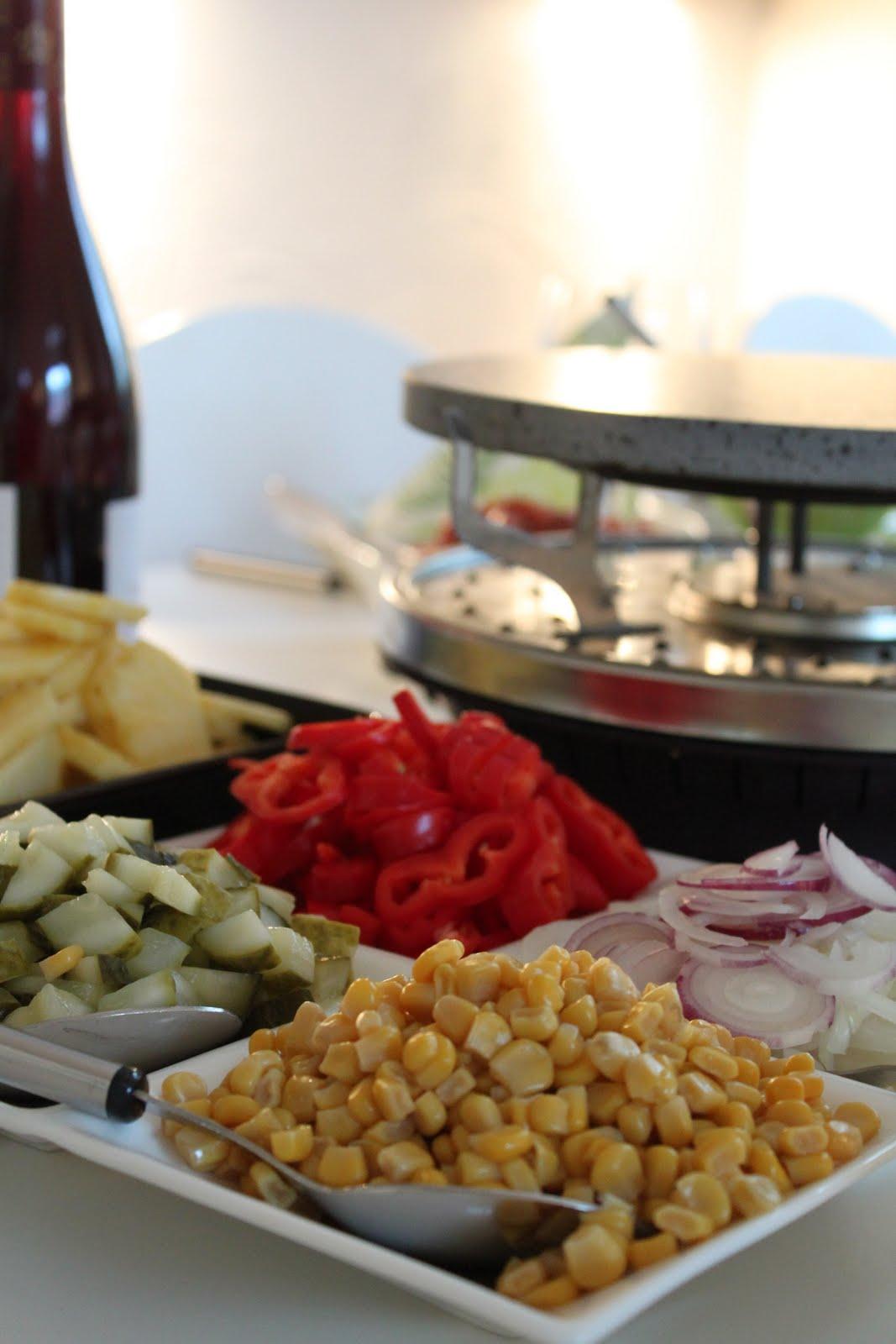 Raclette – täydellinen ruoka illanistujaisiin