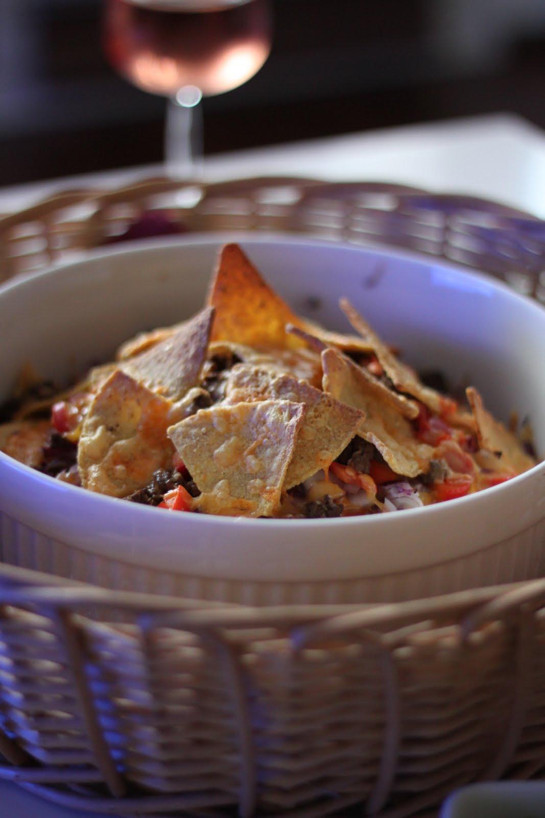 Tortillasipsipaistos