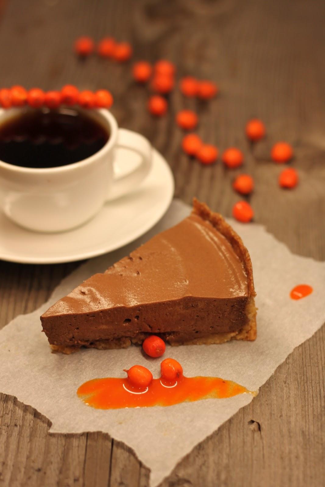 Täydellinen makupari: Samettinen suklaamoussekakku & Mexico