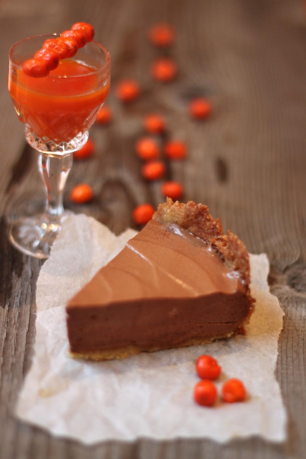 Suklaamoussekakku (ja äänestysmuistutus)