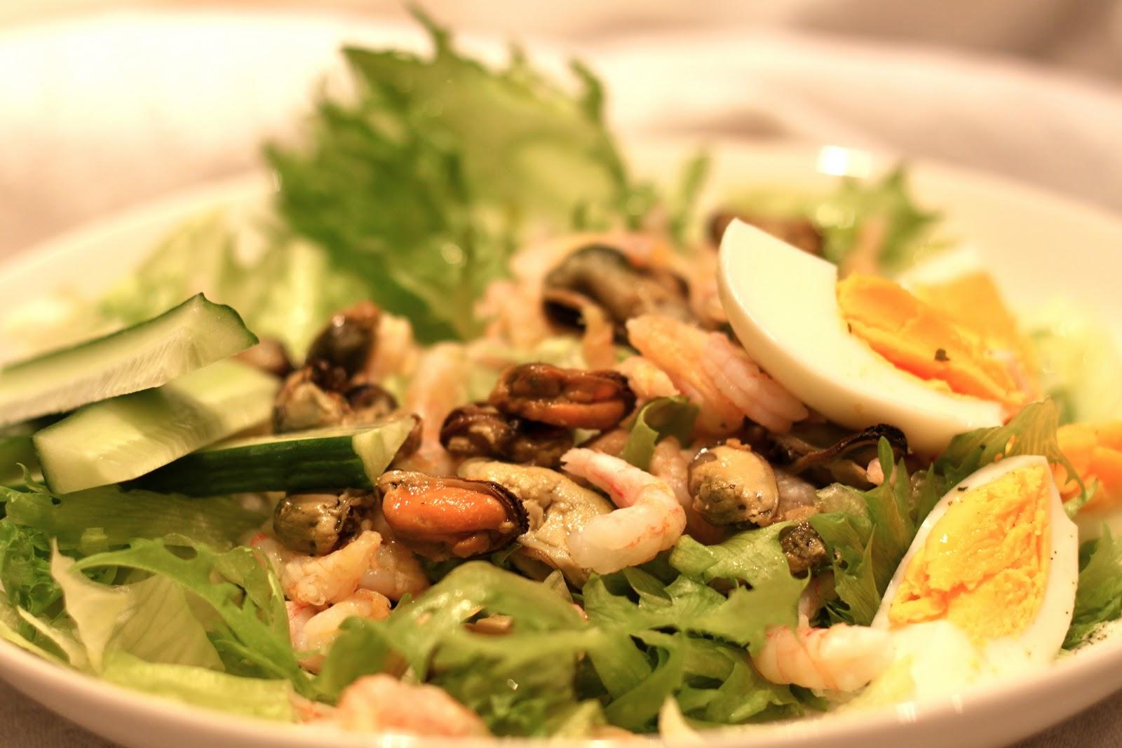 Merellinen salaatti