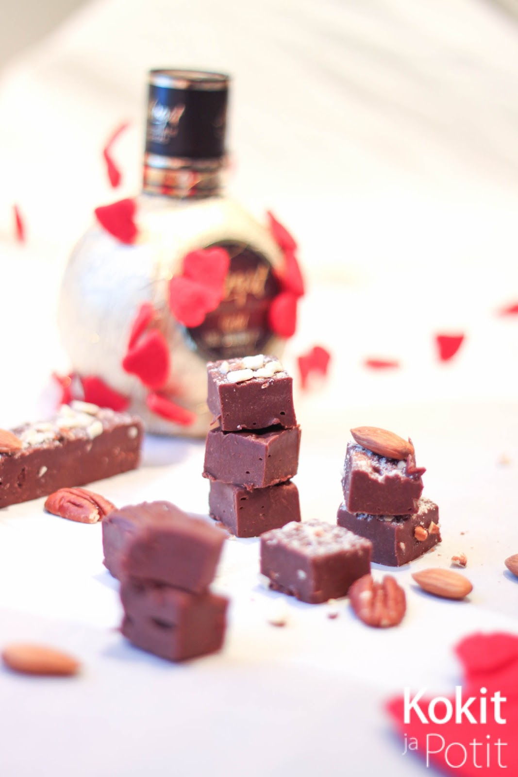 Mozartin suklaafudge