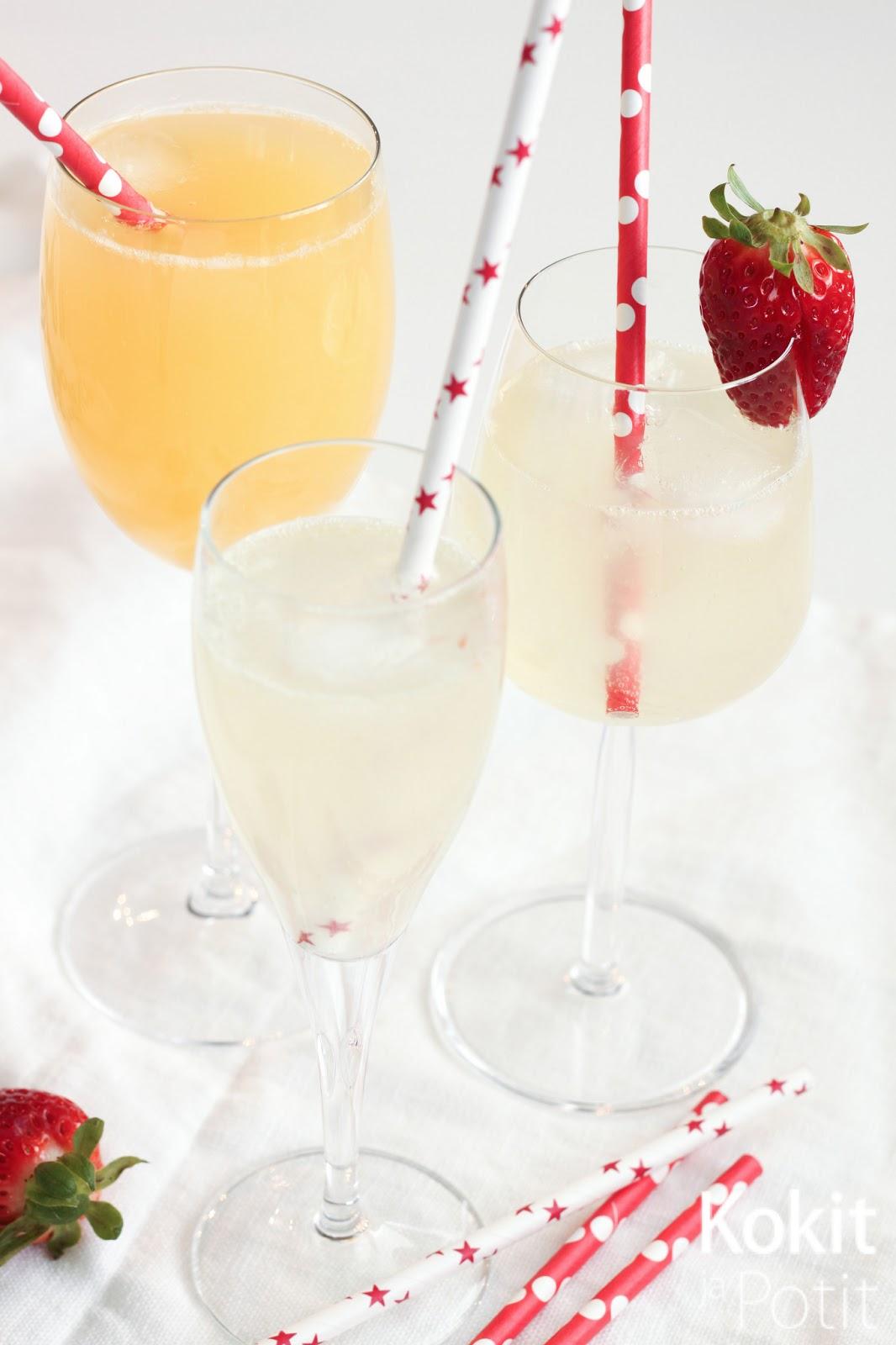Inkiväärisiirapista drinkiksi