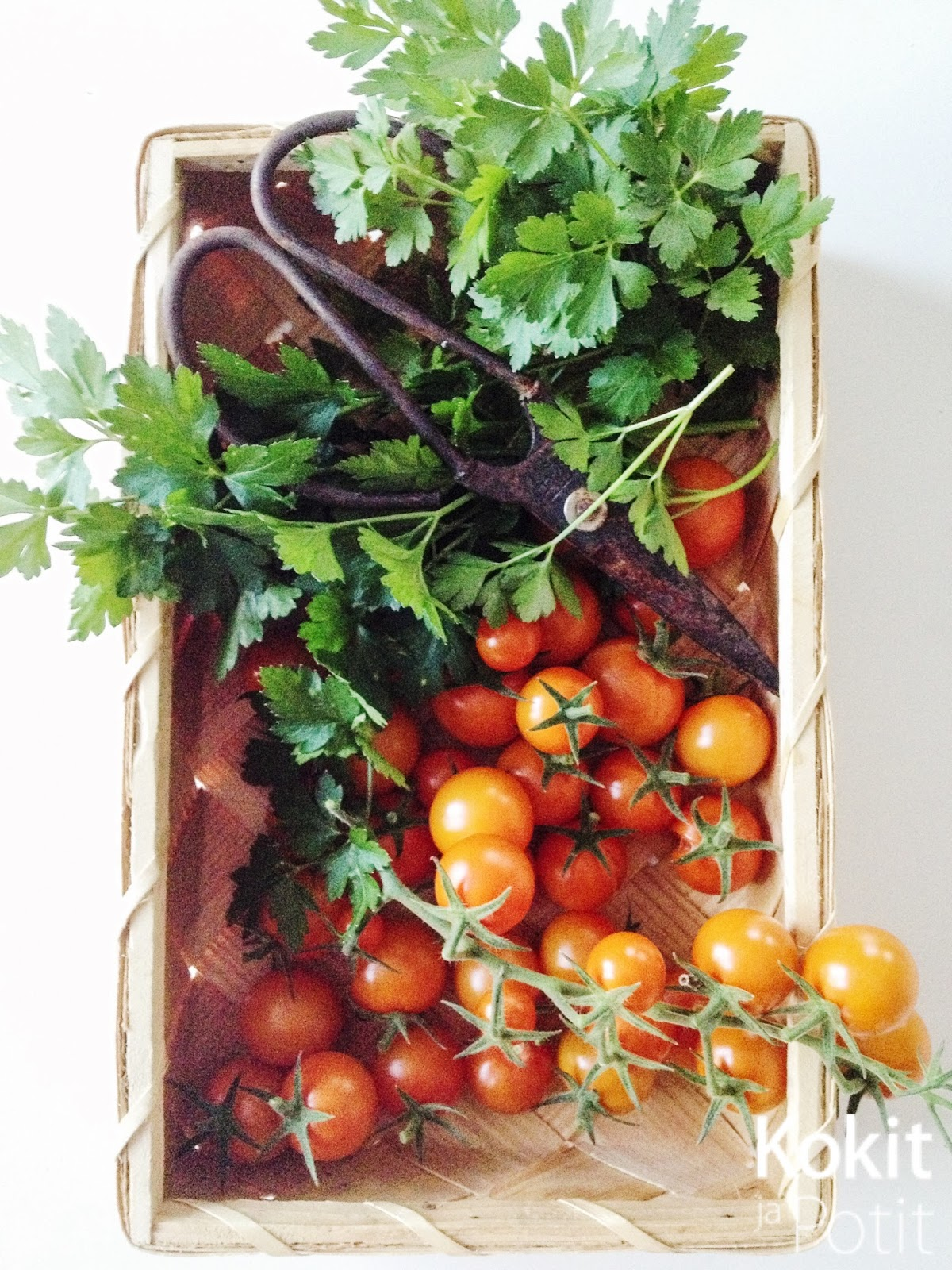 Tomaattiruokien parhaat