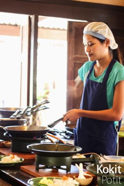 Matkamuistoksi makuja – Thai Cooking Course