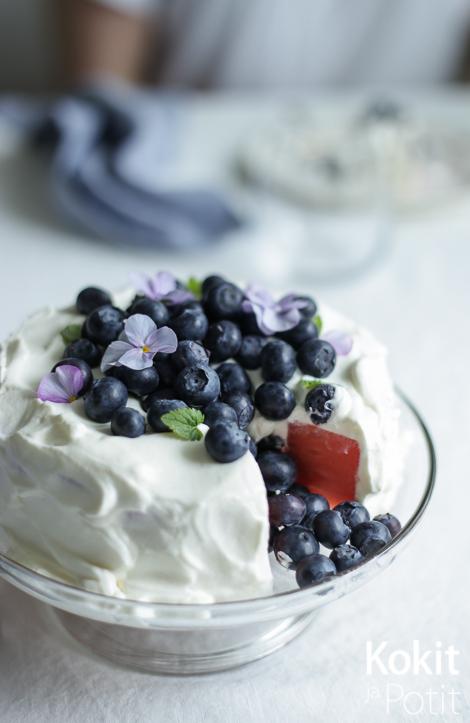 pinjata-kakku vesimelonista
