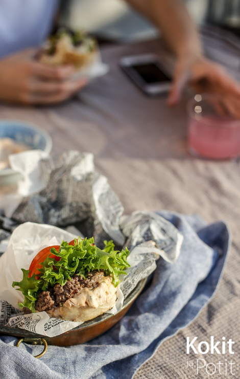 Pekonimajoneesi hampurilaiselle – Bacon mayo #pekoni #majoneesi #hampurilaiskastike #baconmayo #burger