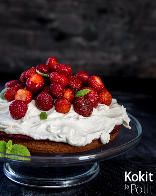 Poke-kakku