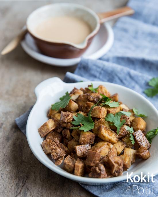 Rapean tofun salaisuus
