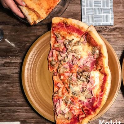 Mistä saa Oulun parhaat pizzat?
