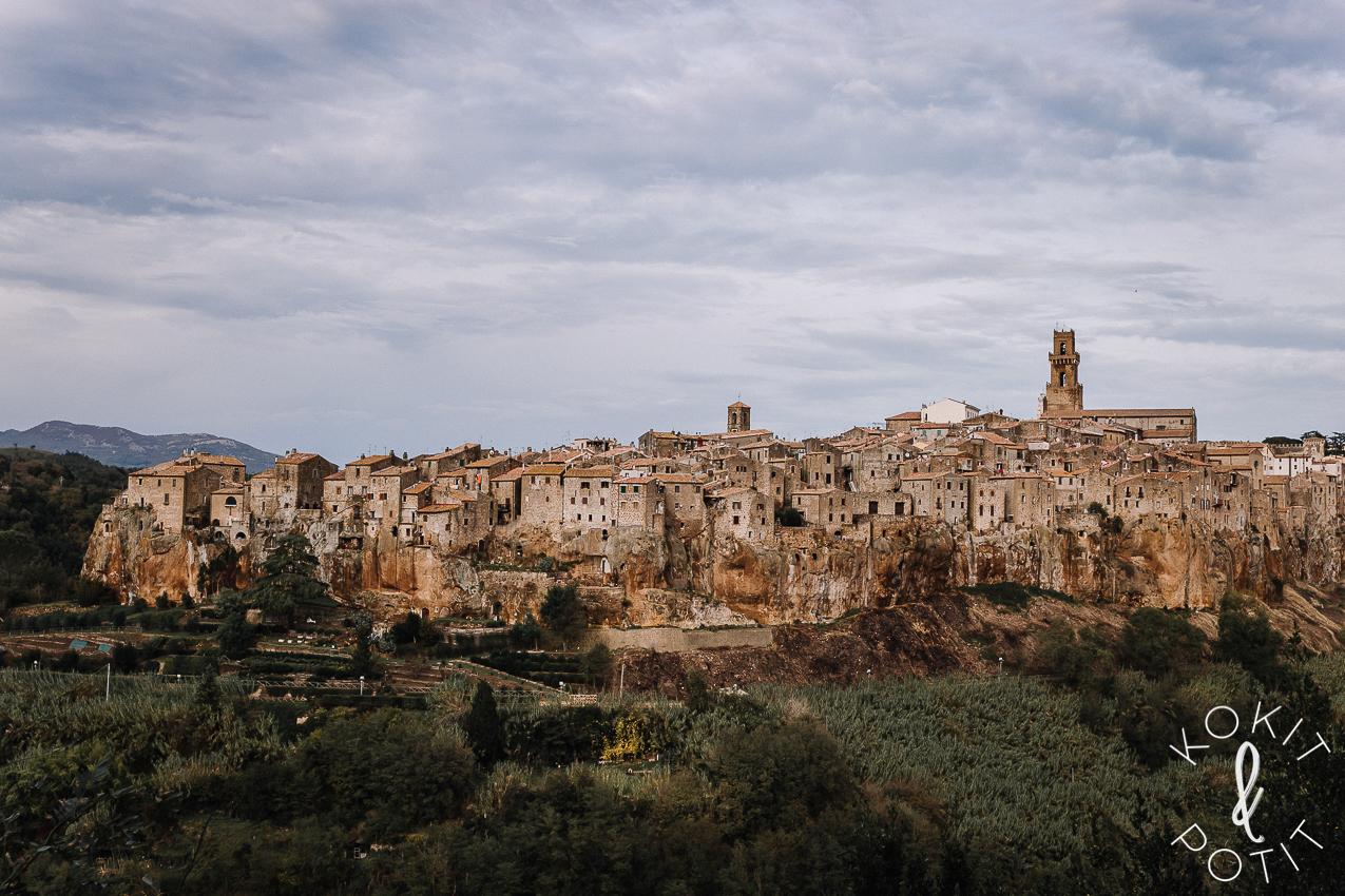 3 ravintolasuositusta Etelä-Toscanaan