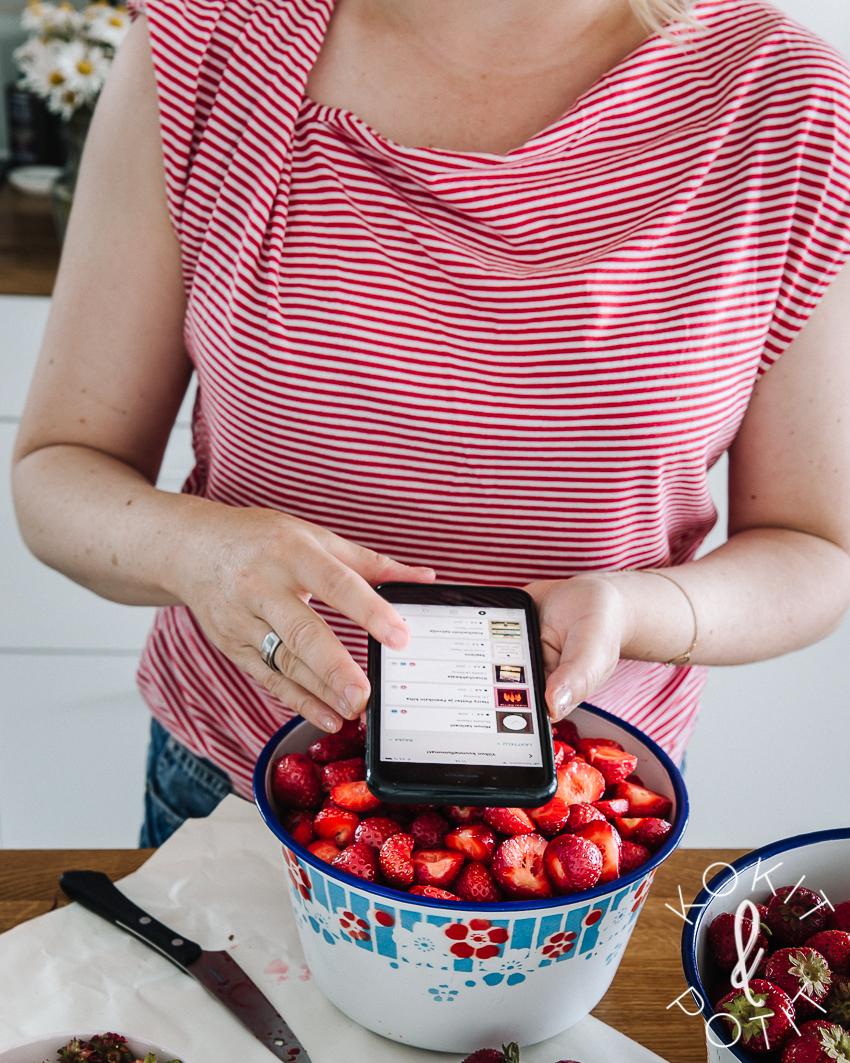 parhaat mansikkareseptit