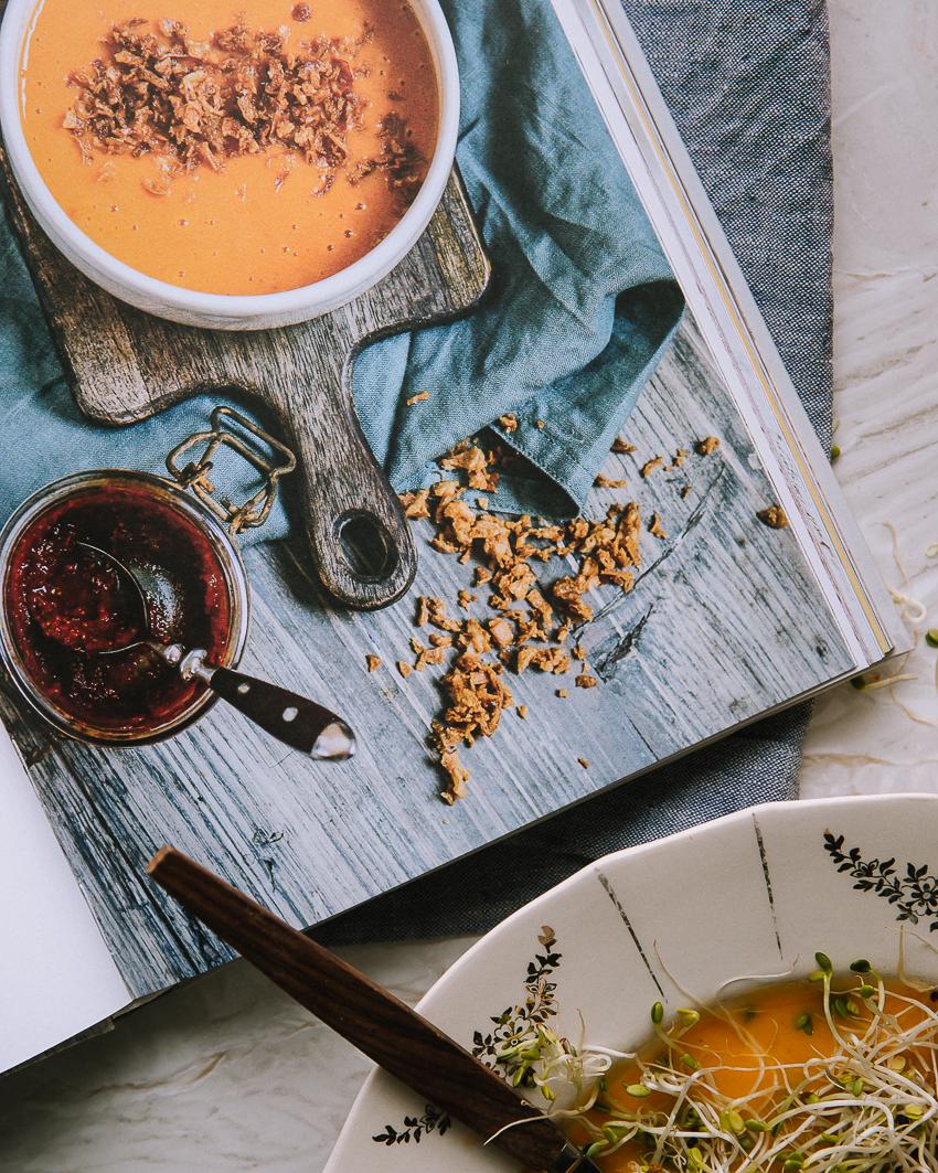 Chocochilin arkiruokaa -keittokirja