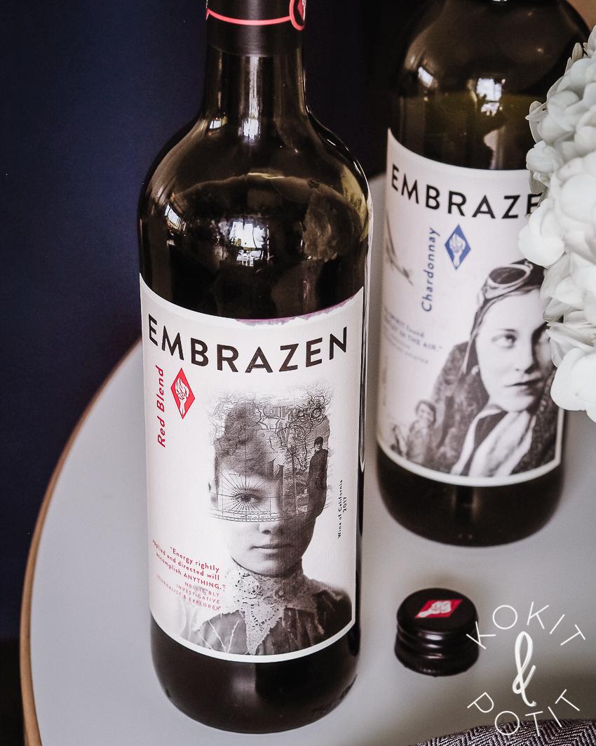 Embrazen-viini