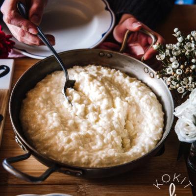 Riisipuuro – 30 minuutissa valmista