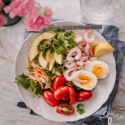 Ruokaisa salaatti – tällä reseptillä onnistut