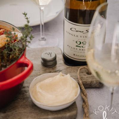 Kuukauden viini: Cono sur Single Vineyard Block 23 Riesling