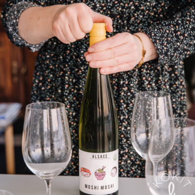 Kuukauden viini: Moshi Moshi Organic