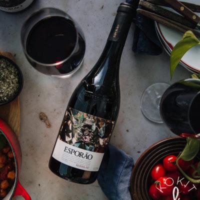 Kuukauden viini: Esporao reserva