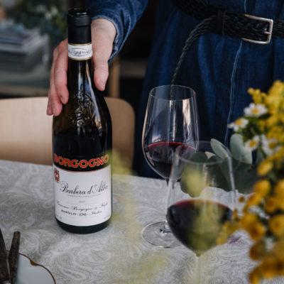 Kuukauden viini: Borgogno Barbera d'Alba